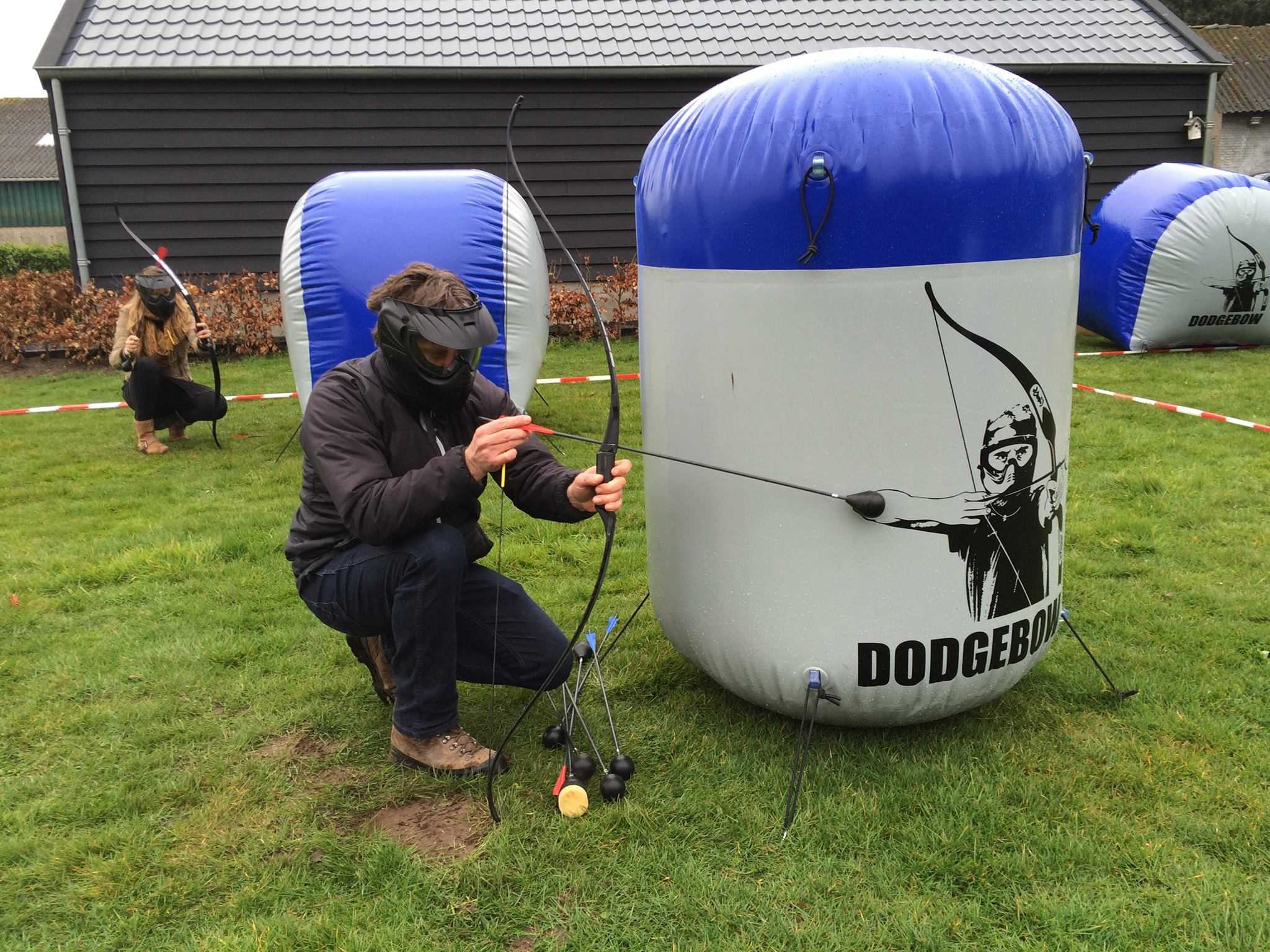 kiikevents dodgebow outdoor activiteiten